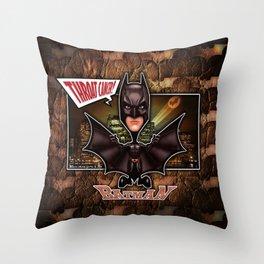 The Dark Knight concept! Throw Pillow