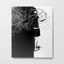 doodle time Metal Print