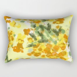 Pineapples Explosion #society6 #pineapples Rectangular Pillow