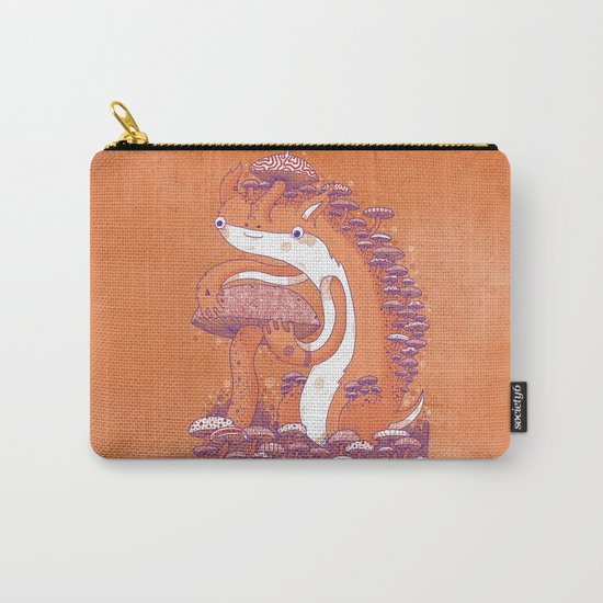 The Mushroom collector Carry-All Pouch