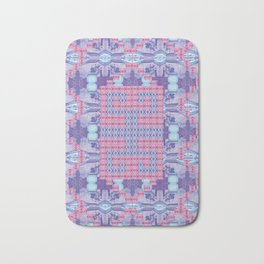 Arabian Nights Folk Pattern Bath Mat