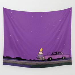 Existension Wall Tapestry
