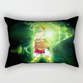 Broly SSJ3 Rectangular Pillow