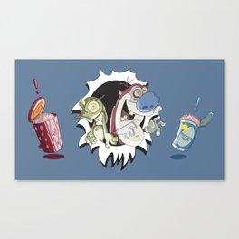 Oh Joy!  Brains... Canvas Print