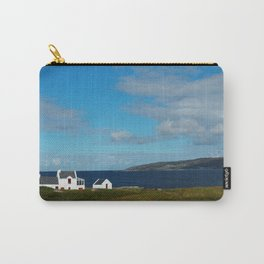 A beach house in Donegal Carry-All Pouch