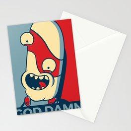GOD DAMN Stationery Cards