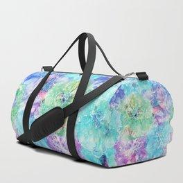 Floral Fantasy Duffle Bag