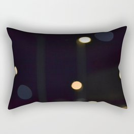 Blur (3) Rectangular Pillow