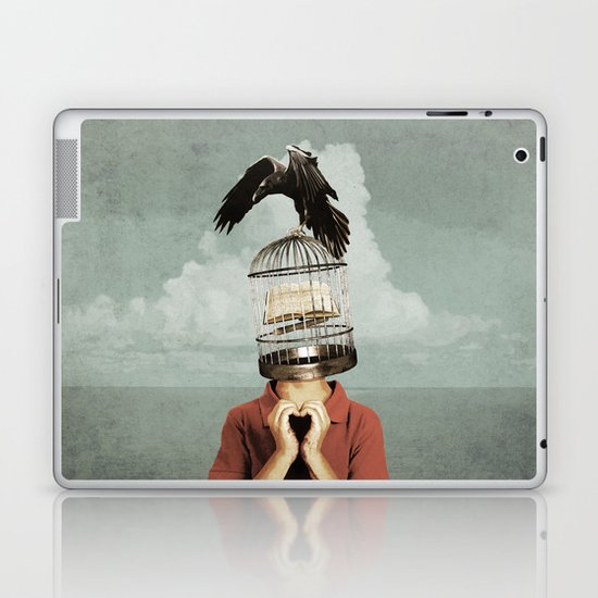 metaphorical assistance Laptop & iPad Skin