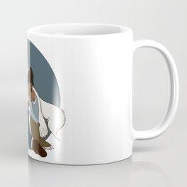 Korra and Naga Coffee Mug