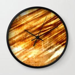 Urban memory 1 Wall Clock