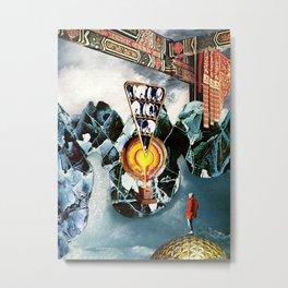 Confabulation Metal Print