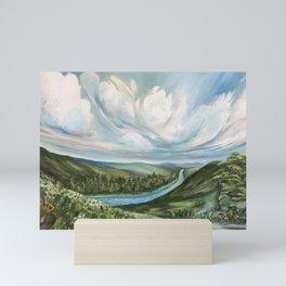 Tennessee River Mini Art Print