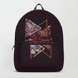 Wine Succulents Backpack