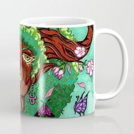 Tree of Life-Taurus Woman Coffee Mug