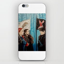 Juego de tronos games thrones iPhone Skin