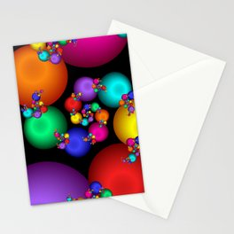 fractal geometry -104- Stationery Cards