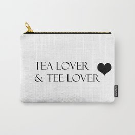 T-Lover Carry-All Pouch