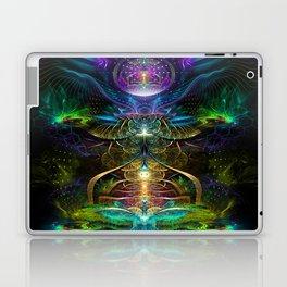 Neons - Fractal - Visionary - Manafold Art Laptop & iPad Skin