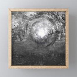 Whole. Framed Mini Art Print