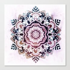 FREESOUL MANDALA Canvas Print