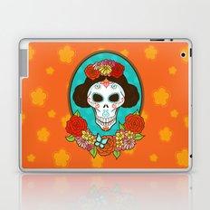 Day of the Dead Beauty Laptop & iPad Skin