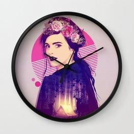 Muggle-Born  Wall Clock