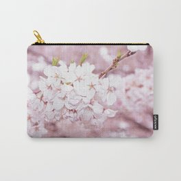High Park Cherry Blossoms on May 11th, 2018. VII Carry-All Pouch