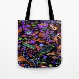 HeLa Cells  Tote Bag