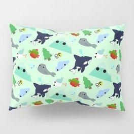 PNW Pattern Pillow Sham