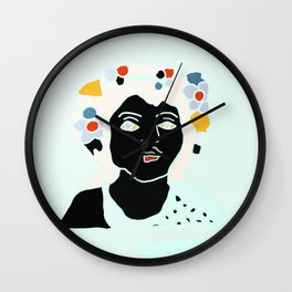 Fútbol Wall Clock