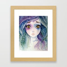 Jenni Framed Art Print