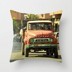 Morrocan Pick up Throw Pillow