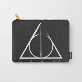 Deathly Hallows II Carry-All Pouch