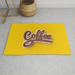Just Coffee! Rug