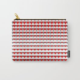 embers geometric pattern Carry-All Pouch