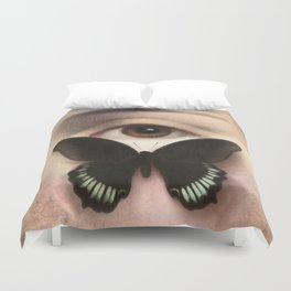 Thank You for Your Love Duvet Cover