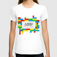 pun T-shirts featuring CSS Pun - Lego by iwantdesigns