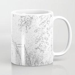 San Salvador El Salvador LDS Temple Sketch Coffee Mug