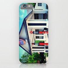 Antique garage Slim Case iPhone 6s