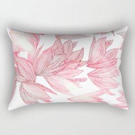 fritillaria imperialis Rectangular Pillow
