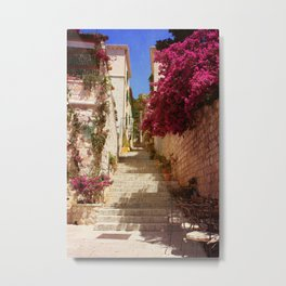 Hvar old town Metal Print