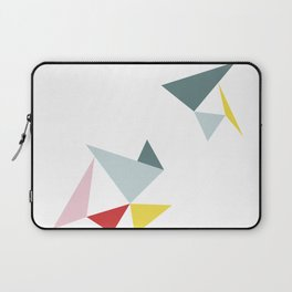 Triangles in the Sky Laptop Sleeve