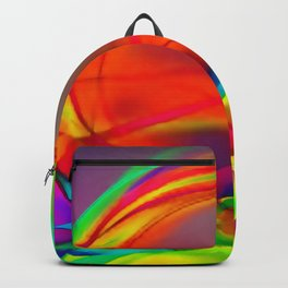 Hamster wheel of life Backpack