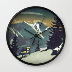 Pause Wall Clock