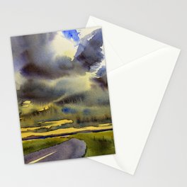 A New Mexico Highway Stationery Cards