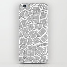 Literary Overload iPhone Skin