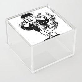 Skate Foodie Acrylic Box