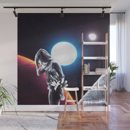 Forgetting Wall Mural