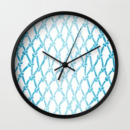 Net Water Wall Clock